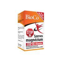 Bioco Szerves Magnézium STOP B6 tabletta