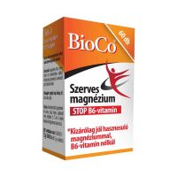 BioCo Szerves magnézium tabletta (60x)