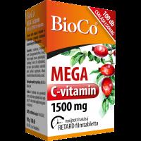 Bioco Mega C vitamin 1500 mg retard filmtabletta