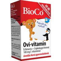 BioCo Ovi vitamin rágótabletta (Pingvin Product)