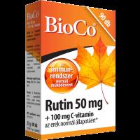BioCo Rutin + C-vitamin tabletta