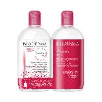 Sensibio H2O arc és sminklemosó DUO BIODERMA (Pingvin Product)