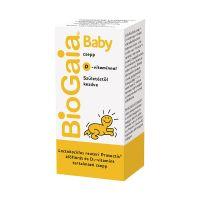 BioGaia Baby D3 étrendkiegészítő csepp (5ml)