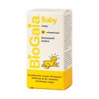BioGaia Protectis Baby D3 étrendkiegészítő csepp (5ml)