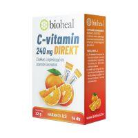 Bioheal C-vitamin 240 mg Direkt