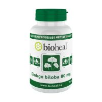 Bioheal Ginkgo Biloba 80 mg (70 db) filmtabletta (Pingvin Product)