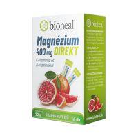 Bioheal Magnézium 400 mg Direkt