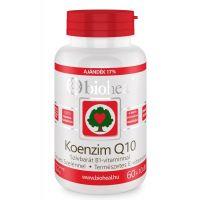 Bioheal Koenzim Q10 60 mg Szelénnel E-vitaminal és B1-vitaminnal (70 db) lágy kapszula