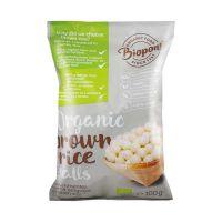 Biopont Bio extra barna rizsgolyó enyhén sós gluténmentes