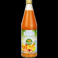 Reggeli vegyes gyümölcslé répalével  (Biopont)