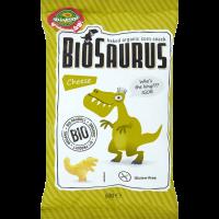 """Kukoricás snack, sajtos """"BioSaurus Igor"""" (Biopont)"""