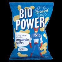 Bio Power Extrudált kukorica enyhén sós (Pingvin Product)