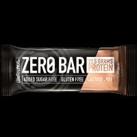 BioTechUsa Zero Bar fehérje szelet cappuccino