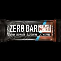 BioTechUsa Zero Bar fehérje szelet kókusz-csoki