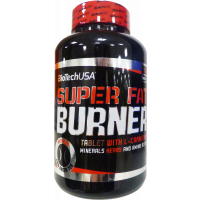 BioTechUsa Super Fat Burner tabletta