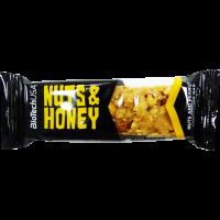 BioTechUsa Nuts&Honey szelet - 35g