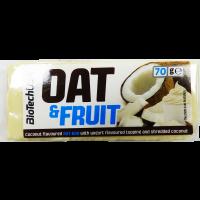BioTechUsa Oat&Fruits Kókusz-Joghurt szelet - 70g