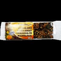 Bonetta mézes csokoládé szelet tökmaggal és mazsolával - 40g