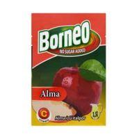 Borneo alma ízű italpor cukormentes
