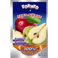 Borneo 100% alma-körte ital (Pingvin Product)