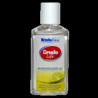 Bradolife kézfertőtlenítő gél Citrom (Pingvin Product)