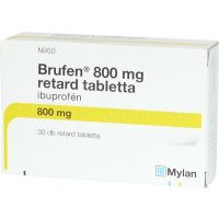 Brufen 800 mg retard tabletta (Pingvin Product)