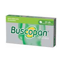 Buscopan 10 mg bevont tabletta (Pingvin Product)