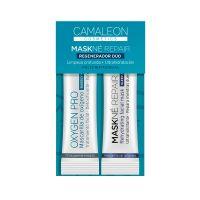 Camaleon Maskné rehidratáló maszk + oxygén habmaszk