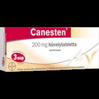 Canesten G 200 mg hüvelytabletta