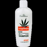 Cannaderm Capillus sampon korpásodás ellen