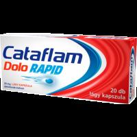 Cataflam Dolo Rapid 25 mg kapszula (Pingvin Product)