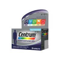 Centrum A-tól-Z-ig Férfiaknak 50+ filmtabletta 30x (Pingvin Product)