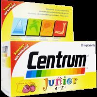 Centrum Junior A-Z-ig MPF rágótabletta (Pingvin Product)