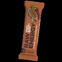 Bombus Raw energia szelet kakaó kakaóbab (Pingvin Product)
