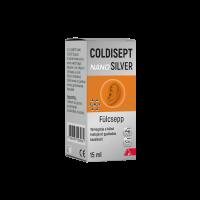 Coldisept NanoSilver fülcsepp