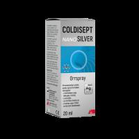 Coldisept NanoSilver orrspray