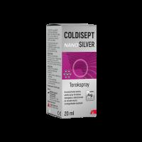 Coldisept NanoSilver torokspray