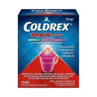 Coldrex MaxGrip mentol és erdei gyümölcs ízű por