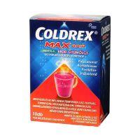 Coldrex MaxGrip mentol és erdei gyümölcs ízű por belsőleges oldathoz