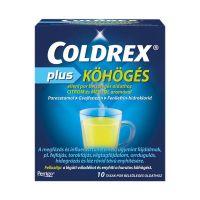 Coldrex Plus köhögés elleni por belsőleges oldathoz (Pingvin Product)