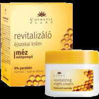 Cosmetic Plant Méz és Méhpempő rev. éjszakai krém