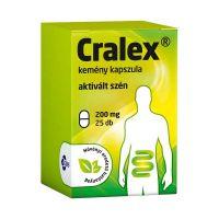 Cralex 200 mg kemény kapszula
