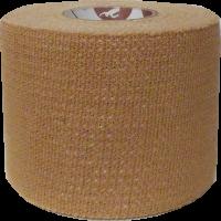 Cramer Super Stretch nem tépőzáras elasztikus tape (bézs) 5cmx4,5m (Pingvin Product)