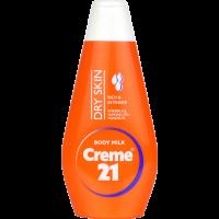 Creme 21 testápoló száraz bőrre