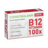 Cyanocobalamin 250 mcg Forte tabletta