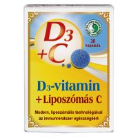 D3-Max Liposzómás C-vitamin kapszula DR.CHEN (Pingvin Product)