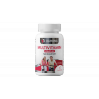 Damona Multivitamin tabletta felnőtteknek (Pingvin Product)