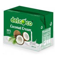 Delcoco kókusz alapú főzőkrém