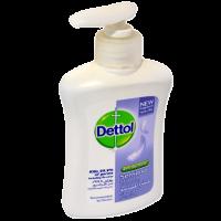 Dettol antibakteriális kézmosó gél sensitive