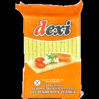 Dexi extrudált kukoricakenyér sajttal (Asix)